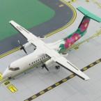 DHC8-300 A-net/ハマナス