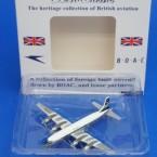 アエロクラシックス 1/400 DC-7 BOAC/英国海外航空 G-AOID