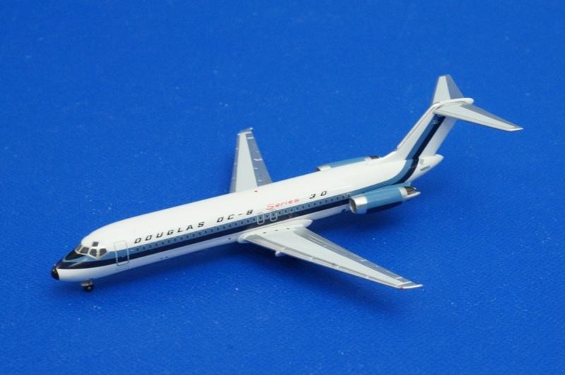 アエロクラシックス 1/400 DC-9 シリーズ30 N8916E