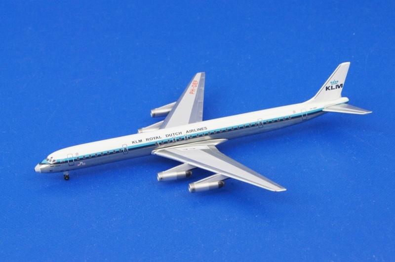 アエロクラシックスAC80921★1/400 DC-8-63 KLM/オランダ★PH-DEF