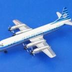 アエロクラシックス 1/400 L-188Cエレクトラ KLM/オランダ★PH-LLD
