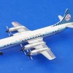 アエロクラシックス 1/400 L-188Cエレクトラ KLM/オランダ PH-LLA