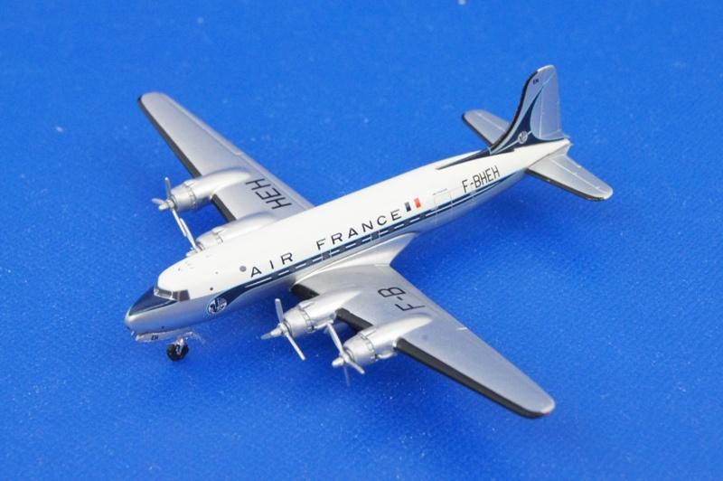 アエロクラシックス/EURO CLASSICS AC00404 1/400 DC-4 エールフランス F-BHEH