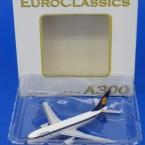 アエロクラシックス/AC81004 1/400 A300B4-600 ルフトハンザ D-AIAN