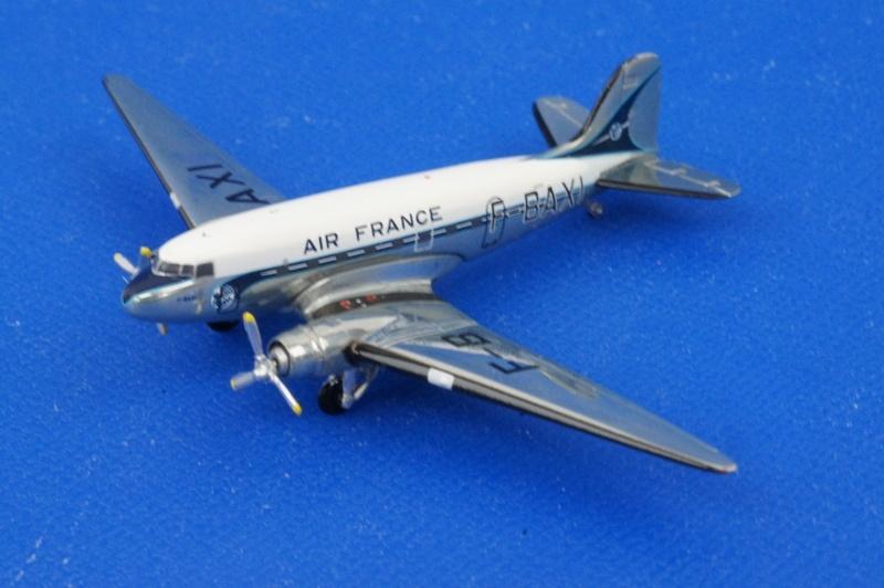 アエロクラシックス/ユーロクラシックス/AC90915 1/400 DC-3 エールフランス F-BAXI