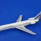 アエロクラシックス/ユーロクラシックス/AC91010 1/400 727-200 エールフランス F-GCDA