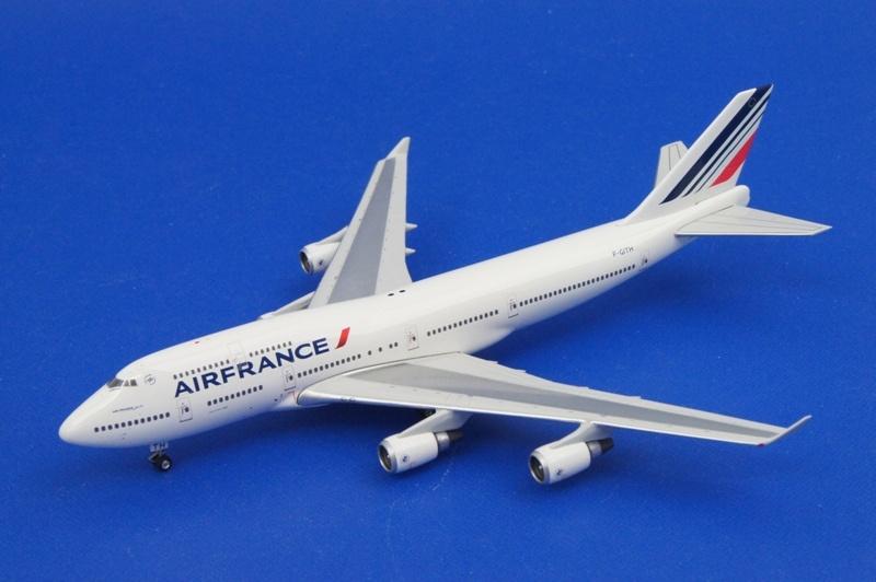 フェニックス 1/400 B747-400 エールフランス F-GITH