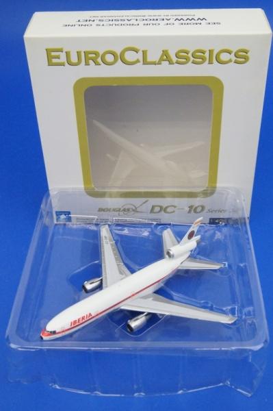アエロクラシックス/AC80217 1/400 DC-10-30 イベリア EC-CBP