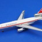 アエロクラシックス/AC91112 1/400 DC-10 スイスエア HB-IHC