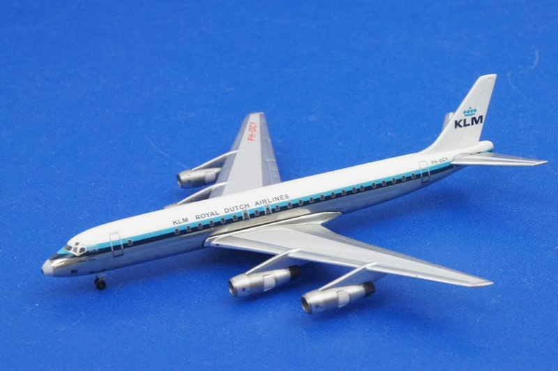 DC-8 KLM/オランダ PH-DCY