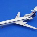 アエロクラシックス 1/400 TU-154-b2 TU-154M アエロフロート RA85646