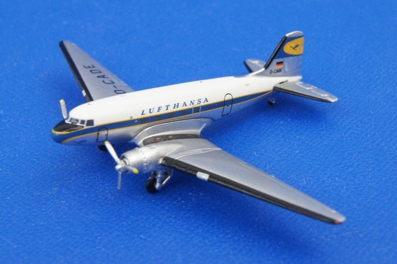 アエロクラシックス 1/400 DC-3 ルフトハンザ D-CAD