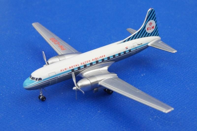 アエロクラシックス/AC90610 1/400 CV-340 KLM/オランダ PH-CGG