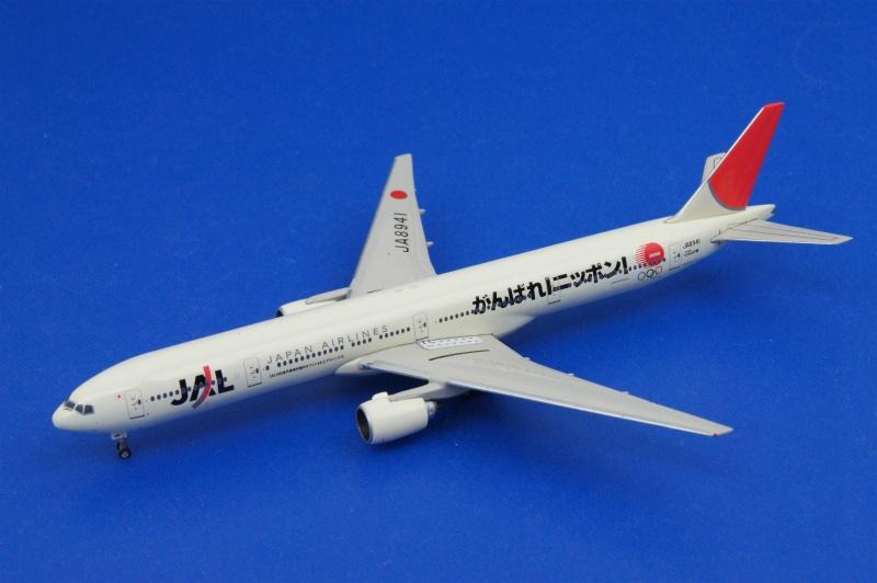 フェニックス 1/400 B777-346 JALがんばれニッポン JA8941