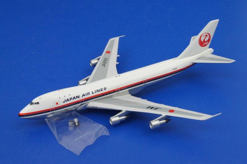 ビッグバード 1/400 B747-100 JAL/EXECUTIVE EXPRESS JA8101