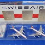 アエロクラシックス 1/400 CV-880・CV-990 スイスエア HB-ICL HB-ICA