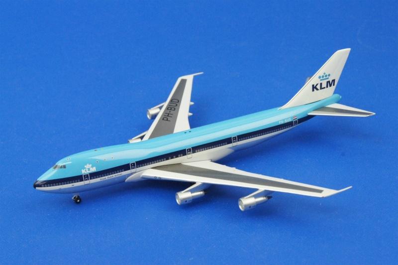 アエロクラシックス 1/400 B747 KLM/オランダ PH-BUD