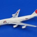 1/400 B747-400 JAL/Yokoso!JAPAN JA8089