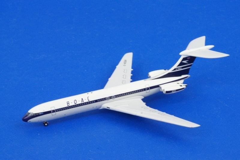 アエロクラシックス 1/400 VC-10 BOAC/英国海外 G-ASGA