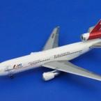 フェニックス 1/400 DC-10-30 JAS/ハーレクィーン JA8550