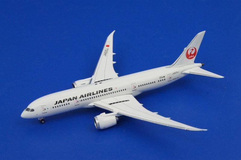フェニックス/10589 1/400 B787 JAL/新鶴丸塗装 JA825J