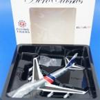 アエロクラシックス 1/400 B747F フライングタイガー エルアル CAL N801FT