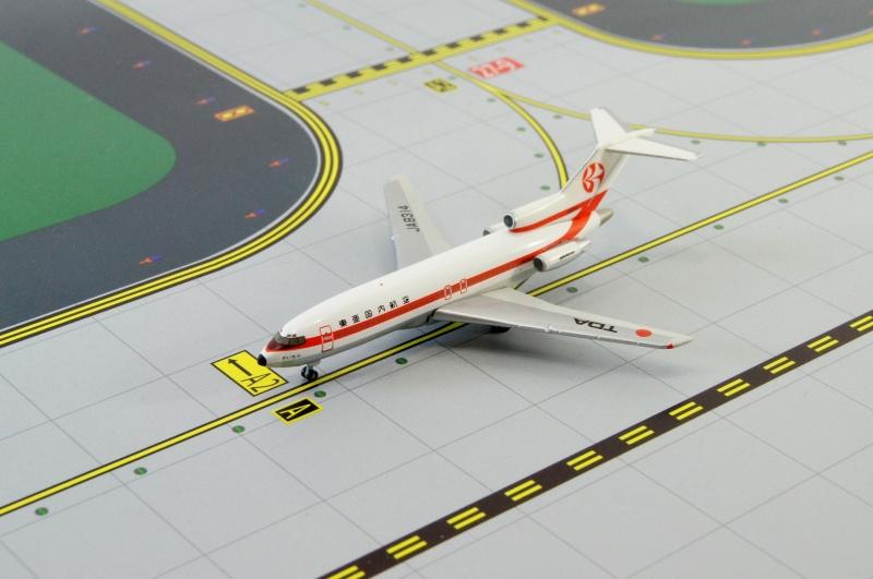B727 東亜国内航空