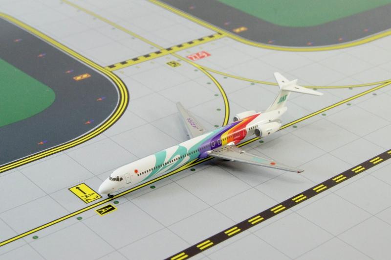 MD-90/JAS 黒澤明 1号機