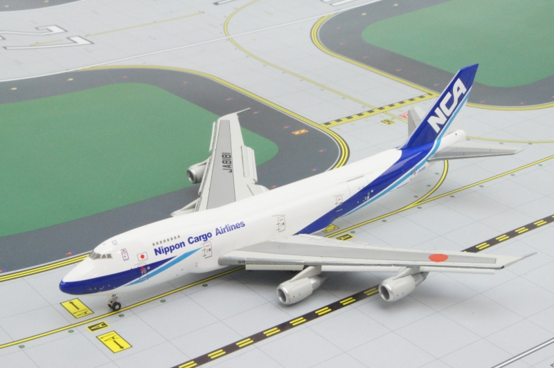 B747-200SF NCA/ラストフライト