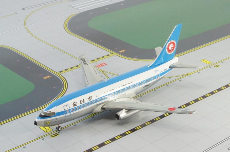 B737-200 ANA/モヒカンルック