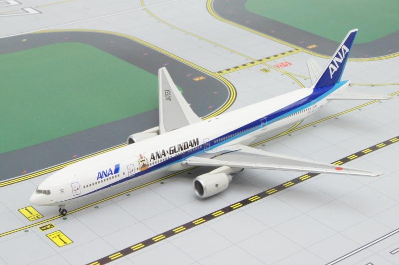 B777-300 ANA/ガンダムジェット