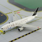B777-200 ANA/STAR ALLIANCE MARKING