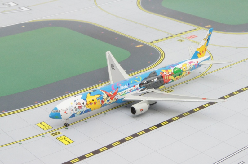 B777-300 ANA/ピースジェット