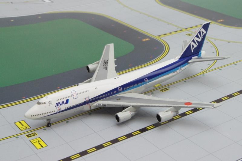 B747-400 ANA
