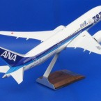 パックミン 1/100 B787-8 ANA/ドリームライナー JA801A