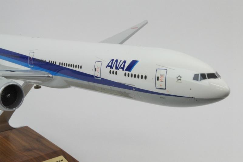 パックミン 1/100 B777-300ER ANA/全日空 JA787A