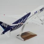 パックミン 1/100 B787-8 ANA/SpecialMark JA802A