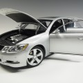 AUTOart 78801 aa78801 Lexus GS 430 mercury metallic