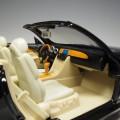 73119k rb73119k Lexus SC 430 convertible black with working hardtop