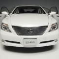 188103 no188103 Lexus LS 460 white pearl crystal shine