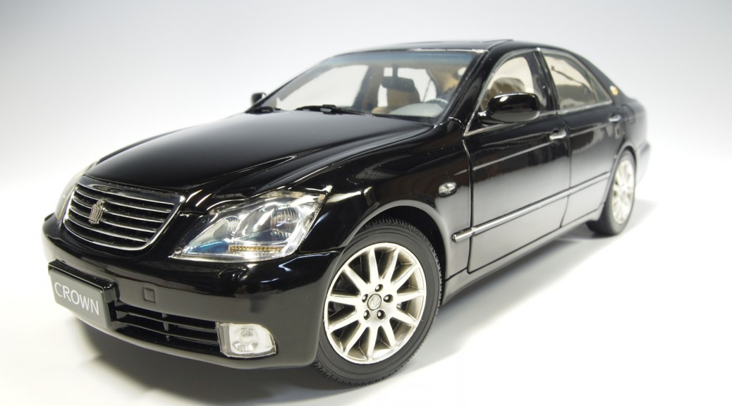2026bk Toyota Crown black LHD
