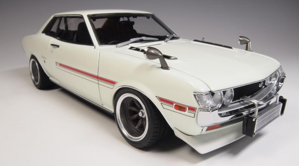 78781 aa78781 Toyota Celica 1600GT ( TA22 ) white