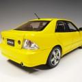 78707 aa78707 Toyota RS 200 Altezza yellow RHD