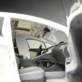 2267w Toyota Prius white LHD