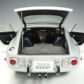 78743 aa78743 Toyota 2000 GT coupe silver