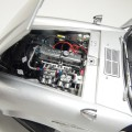 77432 aa77432 Datsun Fairlady 2000 ( SR311 ) silver , with removeable soft top RHD