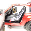 8215 ky8215a Datsun 240Z #11 red black , Safari Rally