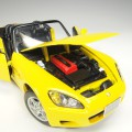 31879 ma31879y Honda S2000 Roadster yellow LHD