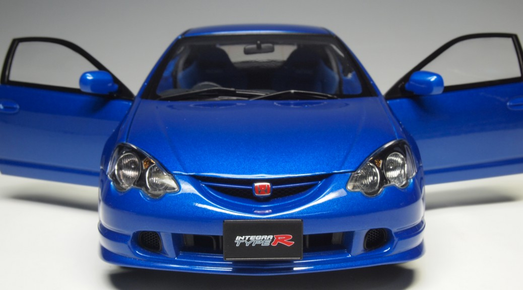 73243 aa73243 Acura Integra Type R electric blue RHD