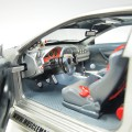 61501 mu61501s Acura RSX SST tuner dark silver metallic
